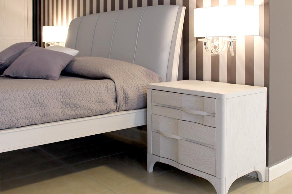 Madison camere da letto moderne mobili sparaco for Camere da letto deco