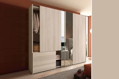 Giro camere da letto moderne mobili sparaco for Camere complete in offerta