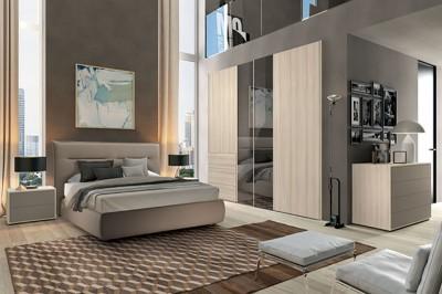 Camere da letto moderne mobili sparaco for Prezzo camera matrimoniale