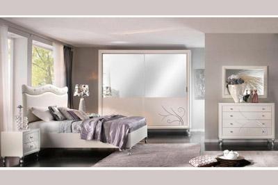 Camere da letto moderne mobili sparaco - Centro italiano mobili ...