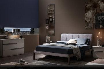 Cleo camere da letto moderne mobili sparaco - Camera da letto fasolin ...