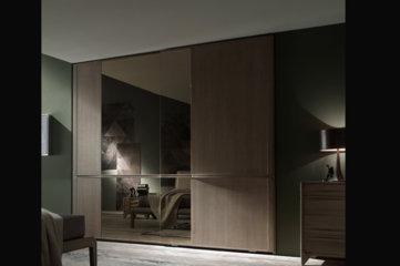 Cleo camere da letto moderne mobili sparaco - Mini camere da letto ...