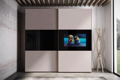 Camere da letto moderne mobili sparaco - Camera da letto con tv ...