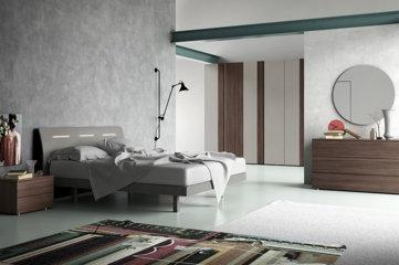 Camere da letto moderne mobili sparaco - Camere da letto originali ...