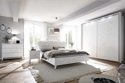 Camere da letto classiche Nivea