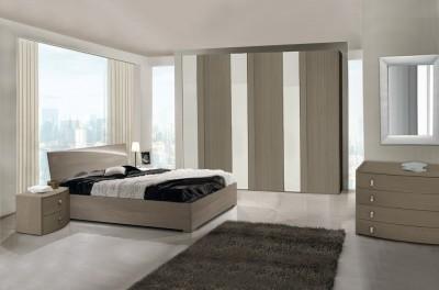 Camere da letto moderne mobili sparaco for Armadio a scomparti sinonimo