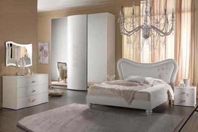 Camere da letto moderne mobili sparaco for Camere da letto bianche