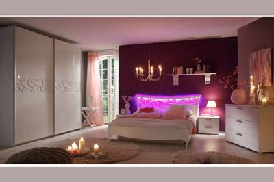 Camere da letto moderne mobili sparaco for Stanza letto moderna
