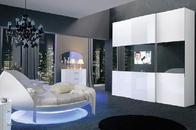 Anta LED | Camere da letto moderne | Mobili Sparaco