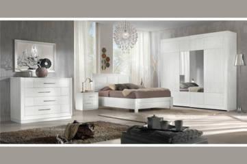 Mobili in legno massello cucine soggiorni e camere da letto - Passione italiana camera da letto ...