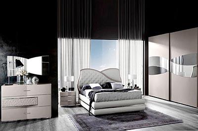 Complete Camere Da Letto Matrimoniali Moderne.Camere Da Letto Moderne Mobili Sparaco