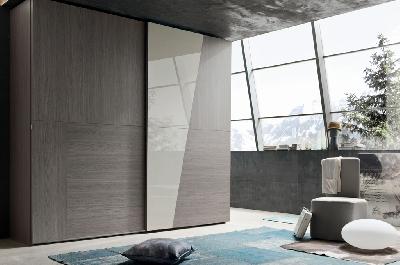 Diagonal camere da letto moderne mobili sparaco - Mini camere da letto ...