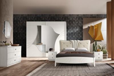 Fiocco | Camere da letto moderne | Mobili Sparaco