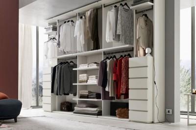 Camere da letto moderne mobili sparaco for Cabina 2 camere da letto con planimetrie loft
