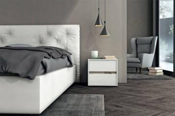 Galaxy camere da letto moderne mobili sparaco - Mini camere da letto ...