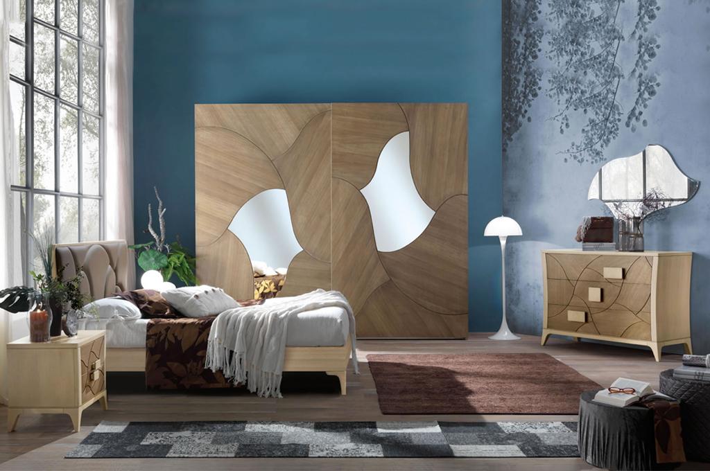 Camere da letto moderne mobili sparaco - Stanze da pranzo moderne ...