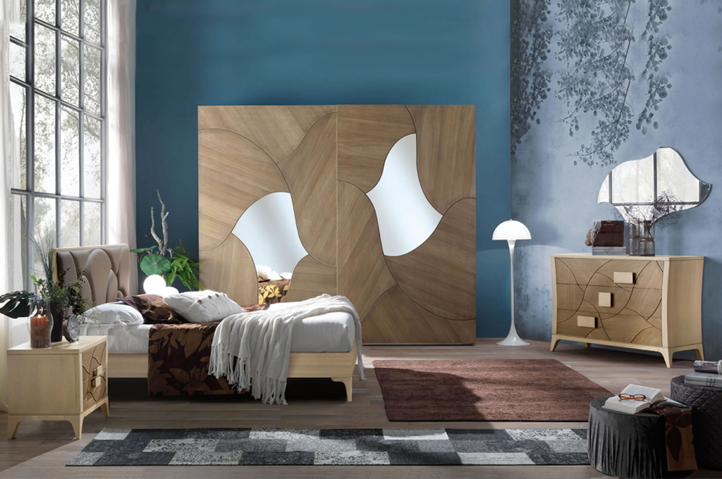 Camere da letto moderne mobili sparaco - Camere da pranzo moderne ...