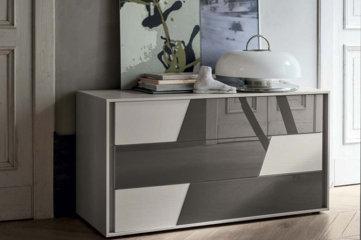 Kross camere da letto moderne mobili sparaco for Armadio moderno camera da letto