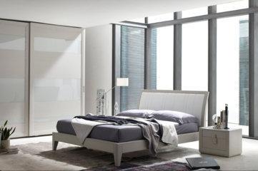 Camere da letto moderne mobili sparaco - Mobili sospesi per camera da letto ...