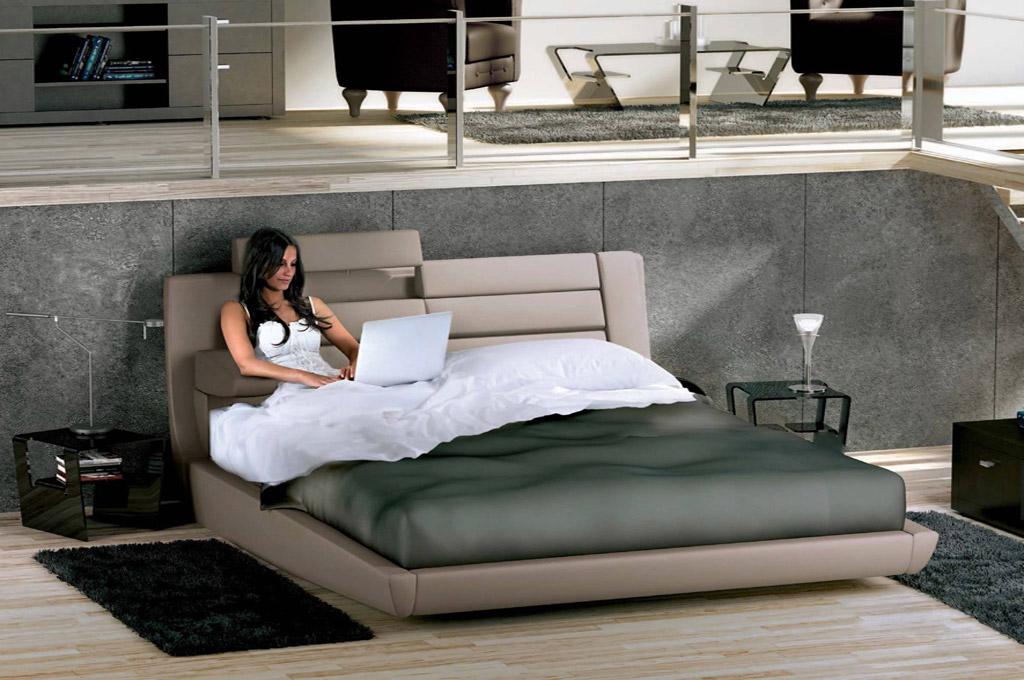 Roma camere da letto moderne mobili sparaco for Camere da letto moderne voltan