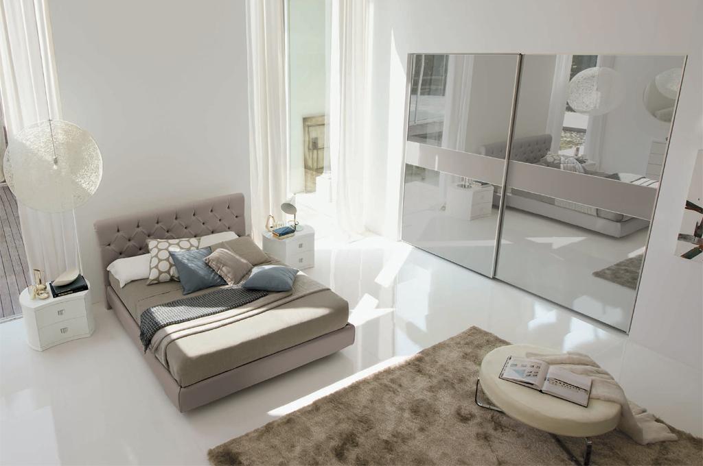 Rond camere da letto moderne mobili sparaco - Camere da letto colombini ...