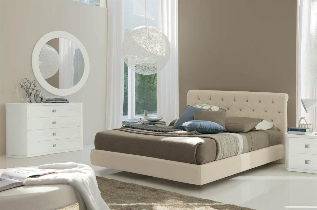 Rond camere da letto moderne mobili sparaco for Camere da letto deco
