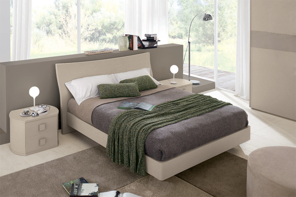 Rond vogue camere da letto moderne mobili sparaco for Camere da letto moderne colorate