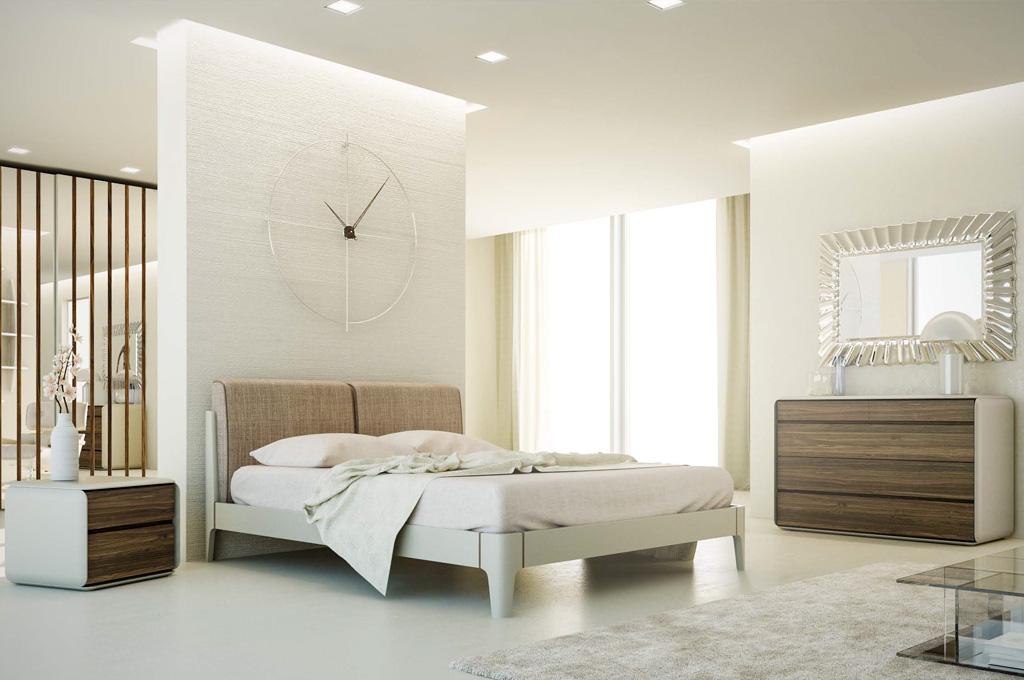 Scilla camere da letto moderne mobili sparaco - Camere da letto complete moderne ...