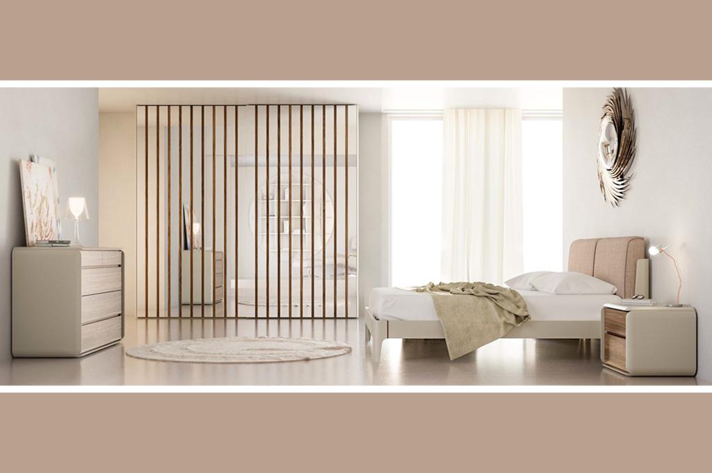 Scilla camere da letto moderne mobili sparaco for Camere da letto moderne mobilya megastore