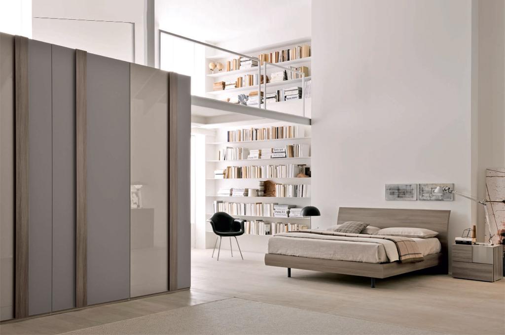 Style camere da letto moderne mobili sparaco for Mensole moderne camera da letto
