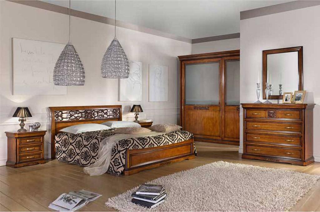 Exclusive camere da letto classiche mobili sparaco - Camere da letto foto ...