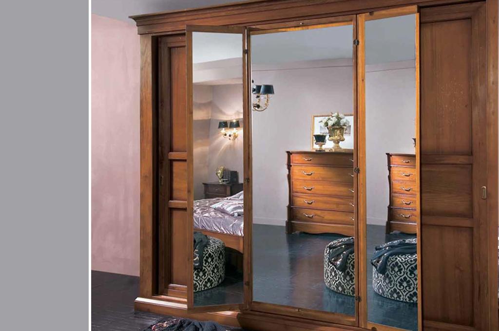 800 siciliano camere da letto classiche mobili sparaco - Camere letto classiche ...