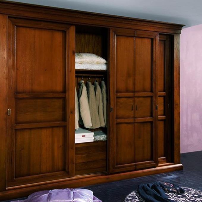 800 siciliano camere da letto classiche mobili sparaco - Armadio camera da letto usato ...