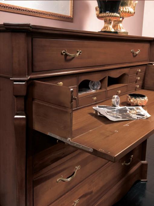 800 siciliano camere da letto classiche mobili sparaco - Descrizione di una camera da letto ...