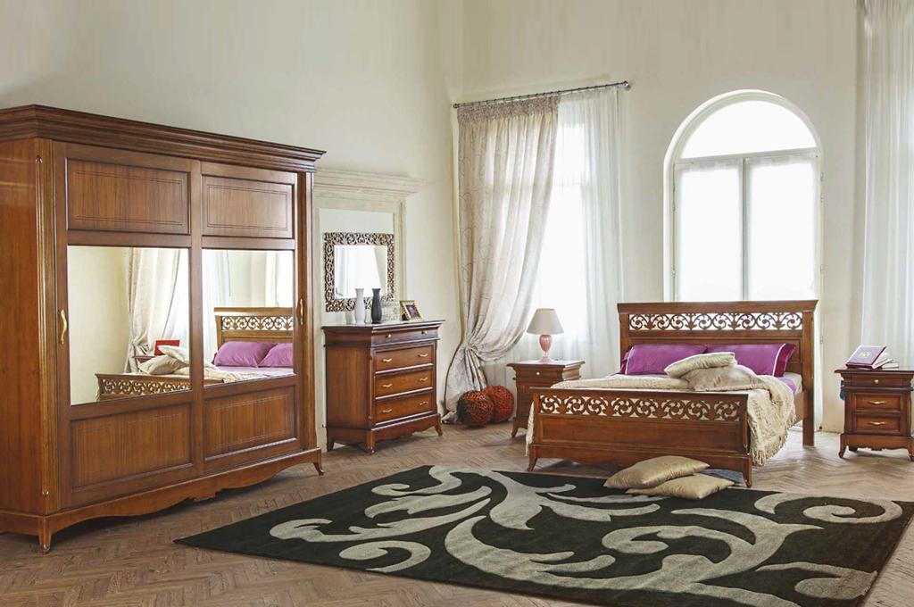 Anna  Camere da letto classiche  Mobili Sparaco
