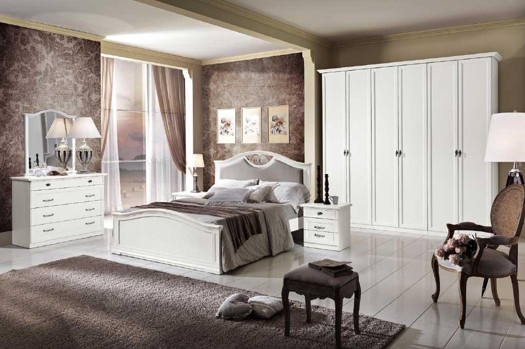 Immagini Di Camere Da Letto Classiche : Dafne camere da letto classiche mobili sparaco