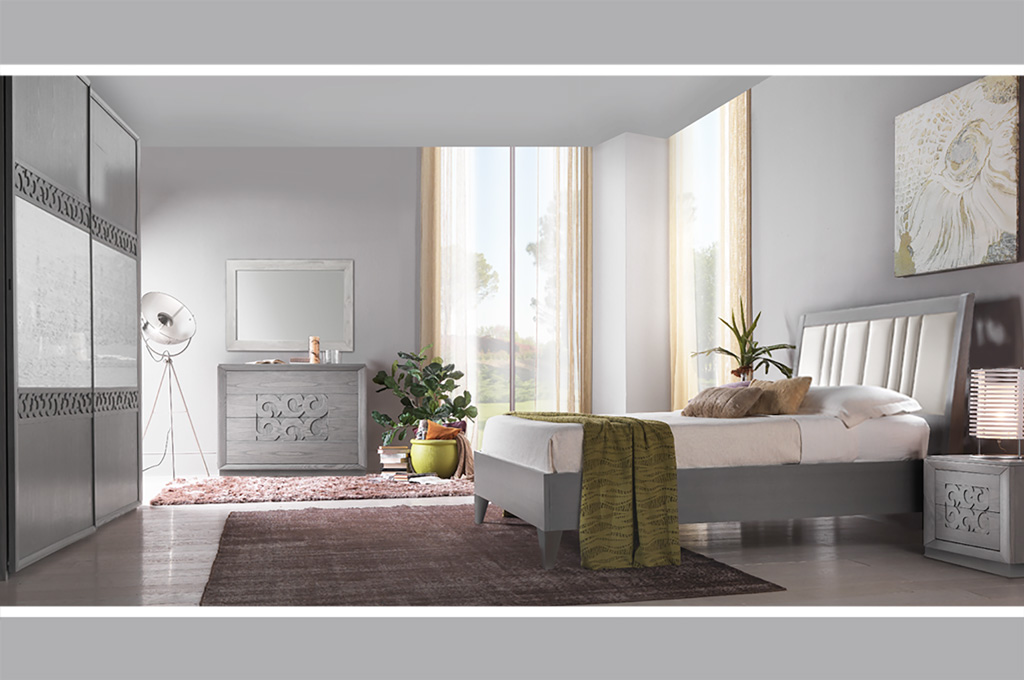 Adele  Camere da letto moderne  Mobili Sparaco