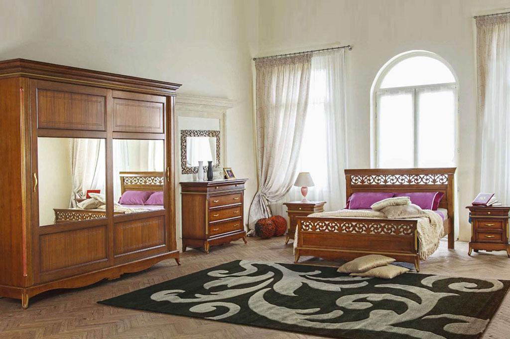 Anna | Camere da letto classiche | Mobili Sparaco