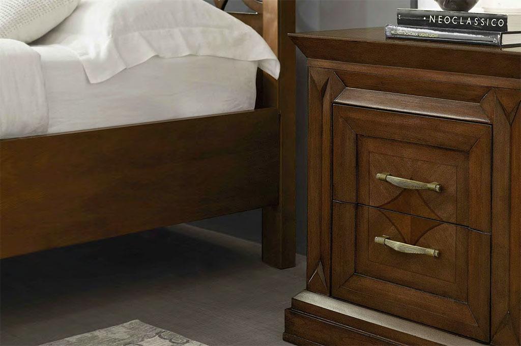 Camera Da Letto In Legno Prezzo : Rochelle camere da letto classiche mobili sparaco
