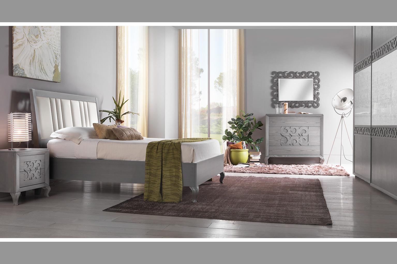 Gioia camere da letto classiche mobili sparaco - Camere da pranzo moderne ...