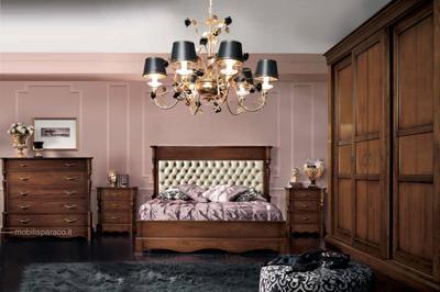 Camere da letto classiche 800 Siciliano