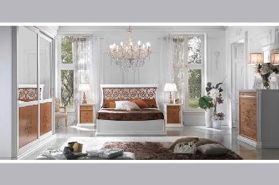 Camere da letto classiche Angelica