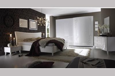 Camere da letto classiche Sibilla