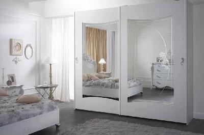 Viola camere da letto classiche mobili sparaco - Mini camere da letto ...