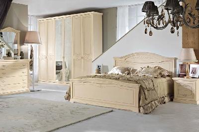 Camere da letto classiche Cloe
