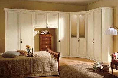 Camere da letto classiche mobili sparaco - Armadio angolare camera da letto ...
