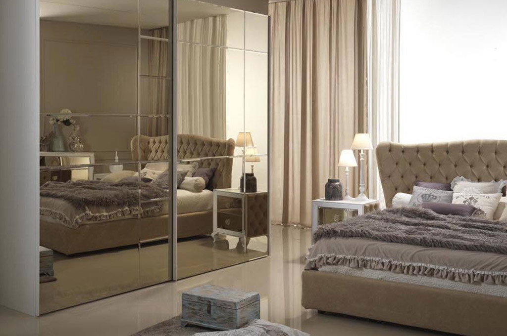 Luxury camere da letto moderne mobili sparaco - Camere da letto complete moderne ...
