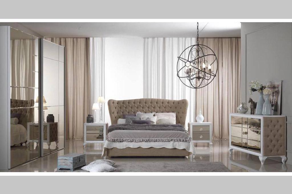 Letti Di Lusso Prezzi : Luxury camere da letto moderne mobili sparaco