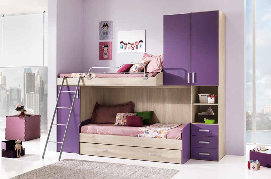 Camerette Zucca  camerette economiche per lo spazio dei piccoli camerette, camerette a ponte in ...