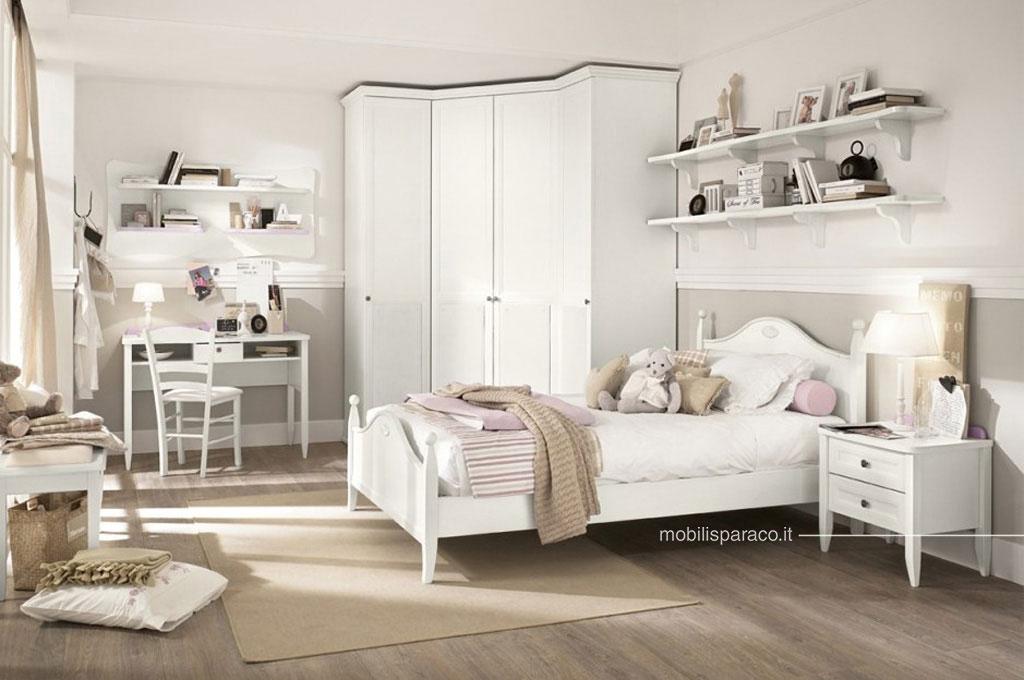 Arcadia camerette mobili sparaco - Camerette classiche per bambini ...